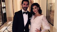 Eva Longoria dan Jose Antonio Boston resmi bertunangan [foto: instagram/evalongoria]