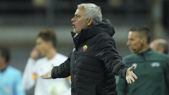 Hubungan Mourinho dan Fans Juventus Kembali Memanas