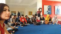 Pengajian sastra yang digelar Majelis Sastra Bandung. (Istimewa)