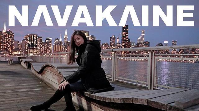 Penyanyi Navakaine. (Facebook @Navakaine)