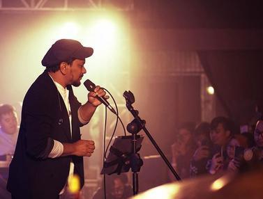 Tompi Tampil Memukau di Jazz Traffic Festival 2019 di Surabaya
