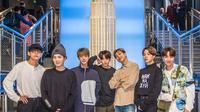 BTS (Twitter/ EmpireStateBldg)