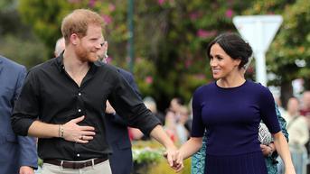 Gaya Meghan Markle dan Pangeran Harry di Sampul Majalah Time 100 Orang Paling Berpengaruh Dunia 2021