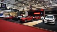 Temukan elemen-elemen yang membuat Anda semakin nyaman berkendara dengan mobil Mazda hanya di GIIAS 2016.