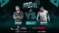 Rexona Men Soccer Stars Challenge - Gunawan D. Cahyo Vs Andritany Ardhiyasa