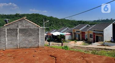Pembangunan Sejuta Rumah Bersubsidi Masih Berlanjut