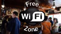 Ilustrasi WiFi gratis