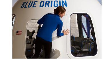 Kapsul Blue Origin