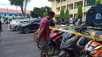 Buser diamankan pada, Senin (27/7/2020), sekitar pukul 09.30 Wita, di daerah Tanawangko, Kabupaten Minahasa, Sulut.