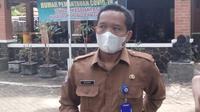 Juru Bicara Tim Gugus Satgas Penanganan Covid-19 Pemkab Bojonegoro, Masirin. (Ahmad Adirin/Liputan6.com)