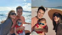 Momen liburan keluarga Baim Wong (Sumber: Instagram/baimwong)