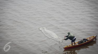 20150823-Sungai Kapuas Bakal Disulap Jadi Kawasan Waterfront City-Kalimantan Barat