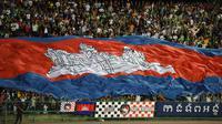 Metfone Cambodia League (AFP/Tang Chhin)