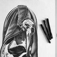 Melihat karya-karya berikut ini, kamu nggak akan percaya kalau dibuat dari pulpen!