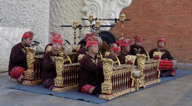 Ilustrasi alat musik tradisional
