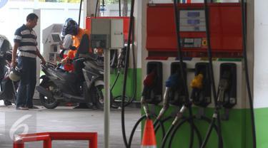 20160315-Hore, Harga BBM Pertamina Turun Rp 200 Per Liter-Jakarta