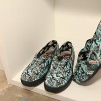 Wakai menggandeng seniman Jeremyville untuk mengaplikasikan semangat hidup dalam koleksi sepatu (Foto: Wakai)