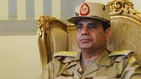 Mantan Panglima Militer Mesir Jenderal Abdul Fattah al-Sisi (Aawsat.net)