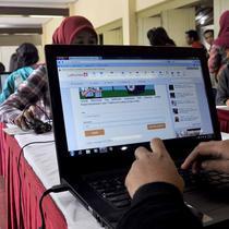 Sistem tes seleksi CPNS berbasis online merupakan terobosan baru dari Kementerian Pendayagunaan Aparatur Negara dan Reformasi Birokrasi (KemenPAN-RB) dan Badan Kepegawaian Negara (BKN), (20/8/2014).(Www.sulawesita.com)