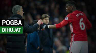 Berita video legenda Gary Neville bereaksi keras terkait unggahan Paul Pogba setelah manajer Jose Mourinho dipecat Manchester United.