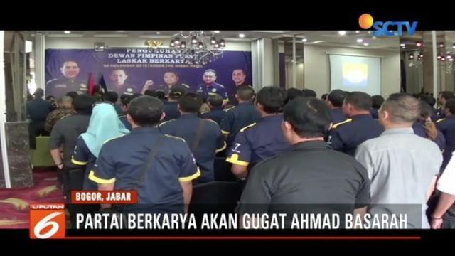 Tommy Soeharto akan gugat Wakil Sekjen PDIP Ahmad Basarah atas pernyataan 'Soeharto Guru Korupsi'.