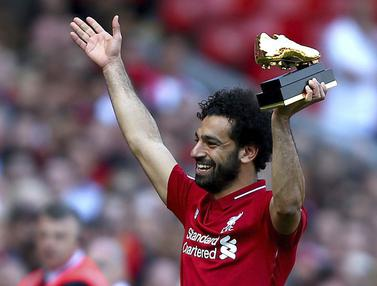 Mohamed Salah, Liverpool, Premier League