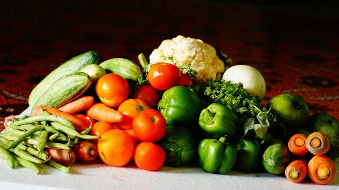 Heboh Diet Tanpa Sayur, Nutrisionis: Sayuran Bantu