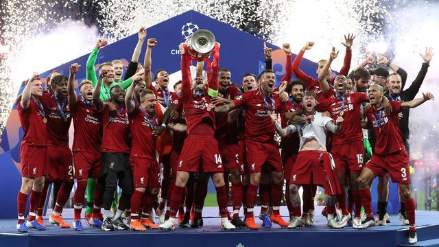 Pesta Liverpool dan Duka Tottenham di Final Liga Champions