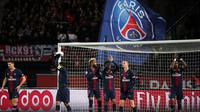 5. Paris Saint-Germain - USD 725.5 juta.(AFP/Zakaria Abdelkafi)