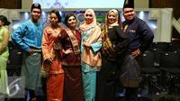 Peserta D'Academy Asia 2 (Liputan6.com/Fatkhur Rozaq)