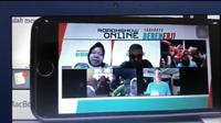 Kegiatan roadshow online berenerji pada Minggu, 18 Oktober 2020. (Foto: Dok Istimewa)