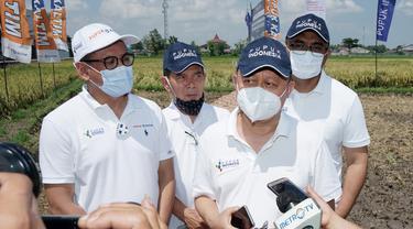 Direktur Utama (Dirut) Pupuk Indonesia Bakir Pasaman