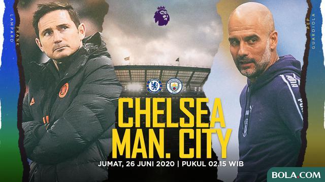 Link Live Streaming Premier League: Chelsea Vs Manchester ...