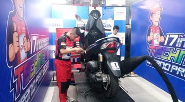 PT Yamaha Indonesia Motor Manufacturing (YIMM) kembali menggelar Technician Grand Prix (ITGP)