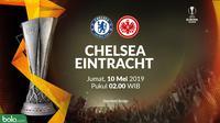 Liga Europa - Chelsea Vs Eintracht Frankfurt (Bola.com/Adreanus Titus)