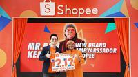 Didi Kempot menjadi brand ambassador Shopee (Foto: Shopee)
