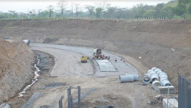 JSMR Konstruksi Jalan Tol Pandaan-Malang Capai 66,24 Persen - Bisnis Liputan6.com
