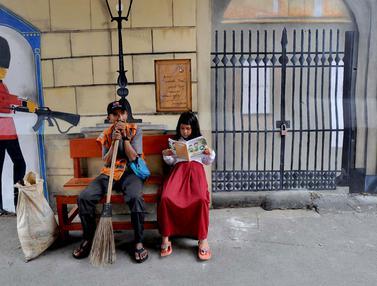Mengunjungi Kampung Tematik Internasional di Bogor