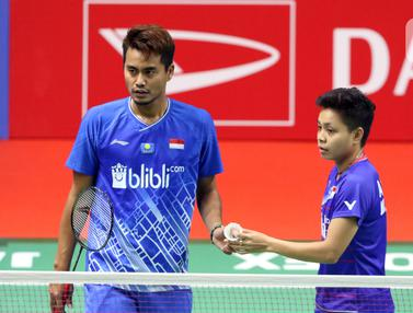 Tontowi Ahmad/Apriyani Rahayu