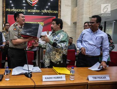 TGPF Ungkap Hasil Investigasi Kasus Novel Baswedan