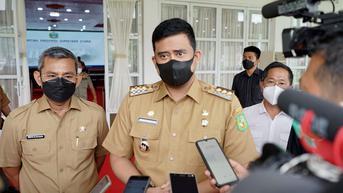 Level PPKM Medan Turun, Wali Kota Bobby Nasution Minta Masyarakat Jangan Euforia