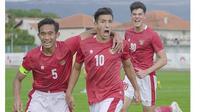 5 Aksi Rizky Ridho saat Uji Coba Timnas U-19 di Kroasia, Pemain Andalan (sumber: Instagram.com/pssi)