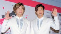 TVXQ dengan album terbarunya bertajuk Tree berhasil menyapu bersih tangga lagu di negeri sakura.
