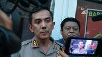 Kapolrestabes Bandung Kombes Pol Irman Sugema. (Huyogo Simbolon)