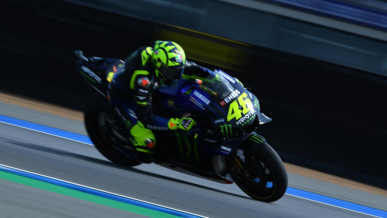 Valentino Rossi Harapkan Cuaca Cerah di MotoGP Jepang