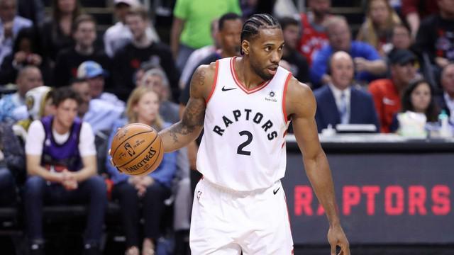Toronto Raptors Kalahkan Golden State Warriors pada Gim Pertama Final NBA 2019