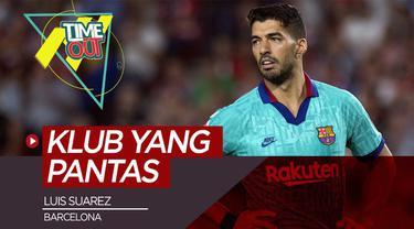 Berita Video Selain Juventus, Berikut 3 Klub yang Bisa Tampung Luis Suarez Jika Didepak Barcelona