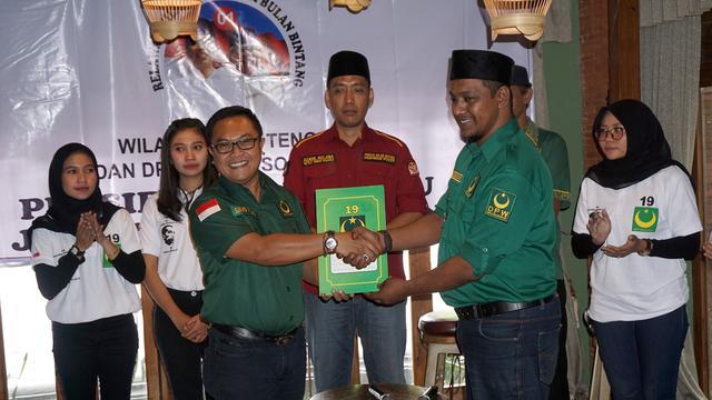 DPC PBB Se-Solo Raya Dukung Jokowi-Ma'ruf