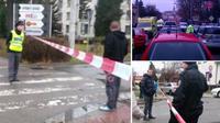 Selain 8 orang tewas, beberapa orang mengalami cedera, termasuk seorang wanita yang terluka parah pada bagian dada.