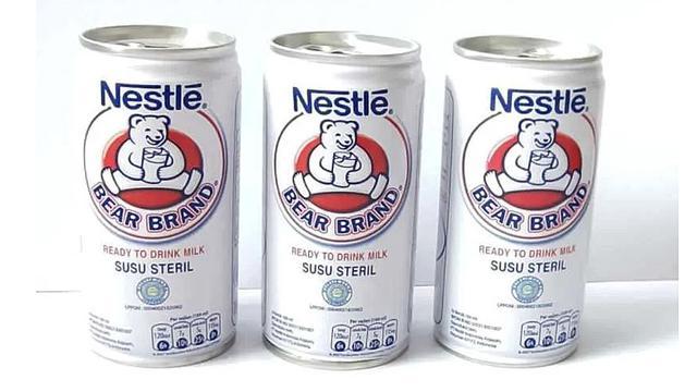 Susu Bear Brand. Dok Liputan6.com